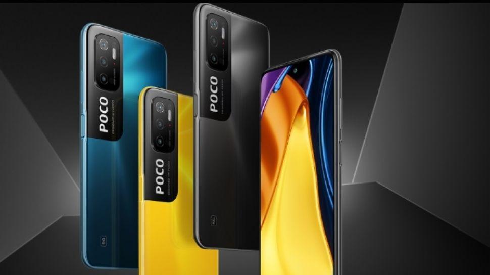 Poco M3 Pro 5G from suara.com