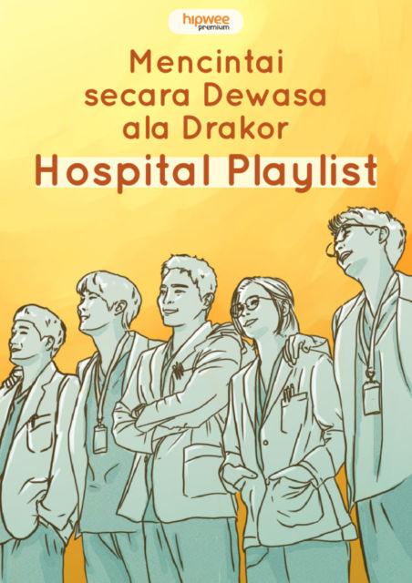 Dari Para Pasangan Hospital Playlist ini, yuk Belajar Tips Pacaran Dewasa tapi Tetap Uwu~