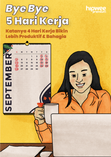 Bukan Sekadar Wacana, Sistem 4 Hari Kerja Makin Diminati di Negara-Negara Maju. Long Weekend Terus~