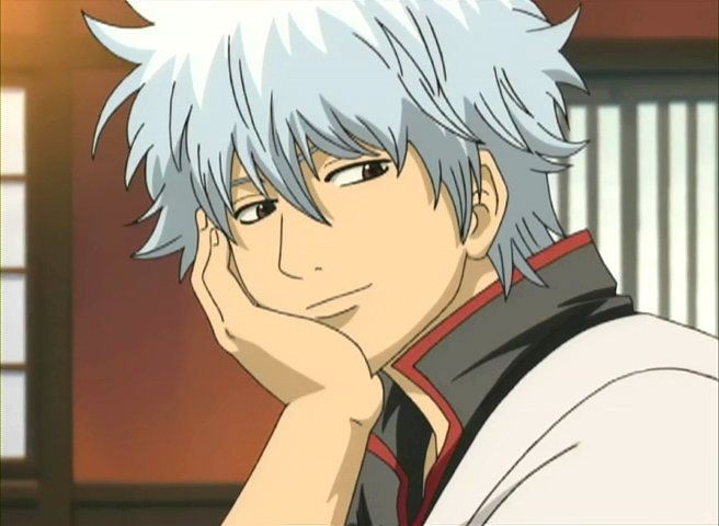 Gintama from Pinterest
